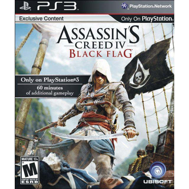 Assassin's Creed IV: Black Flag sur XBOX 360 et PS3