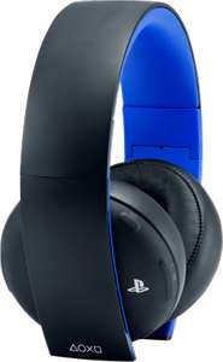 Casque Sony Playstation sans fil pour PS4 / port inclus