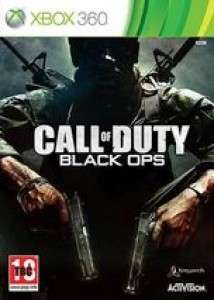 Call Of Duty : Black Ops XBOX 360