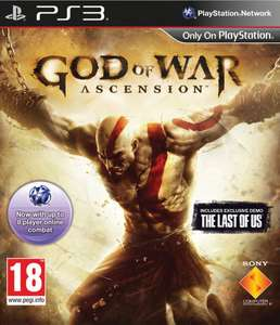 A partir du 02/04 : DLC Armes & armures pour God Of War Ascension gratuits