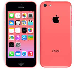 Smartphone Apple iPhone 5C 16Go - Rose