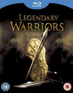 Coffret Blu-ray Legendary Warriors (Troie / Le choc des Titans (1981) / Le choc des Titans (2010) / 300)