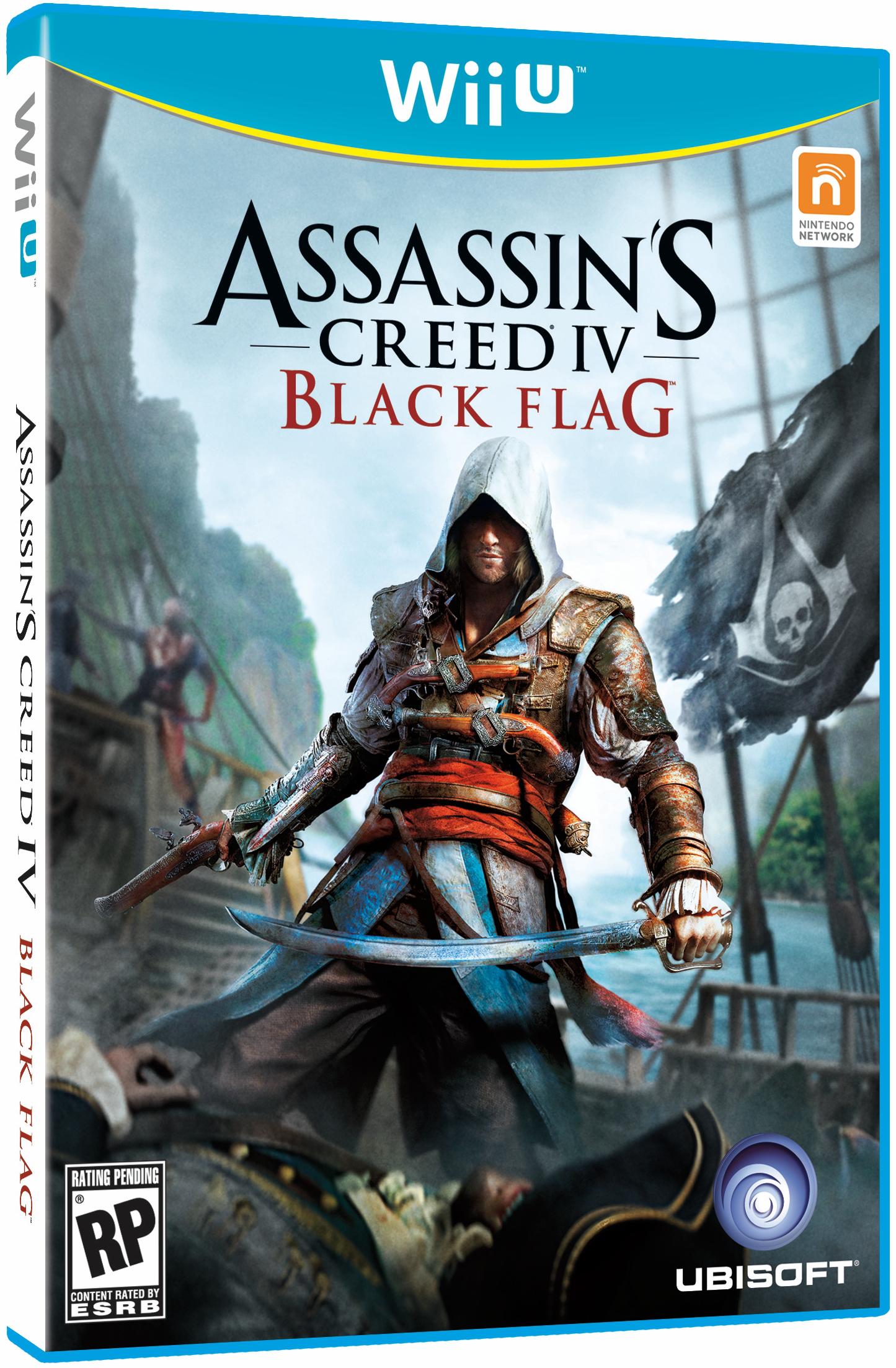 Assassin's Creed IV: Black Flag sur Wii U