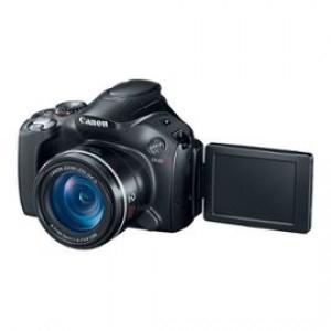 Canon PowerShot SX40 HS - Appareil photo numérique - Bridge - 12.1 Mpix - 35 zoom optique x