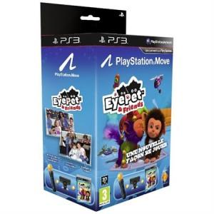 SONY Pack découverte Eye Pet pour PS3