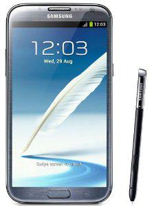 "Smartphone 5.5"" Samsung Galaxy Note 2 16 Go Gris"