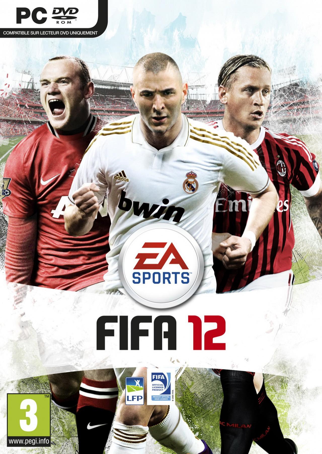 FIFA 12 sur PC (Dématérialisé - Origin)