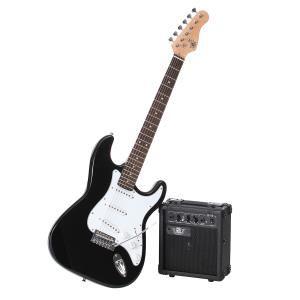 Pack Guitare type Stratocaster avec Ampli 10W
