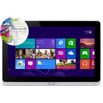 "Tablette Acer W700 - Ecran Tactile Full HD 11.6"", Core i5, 4Go RAM, 64Go SSD en ligne et en magasin"