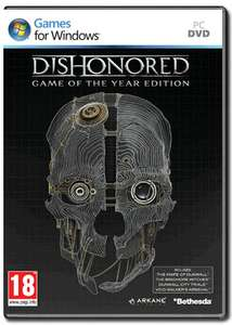 Skyrim Legendary Edition à 14.4€, Dishonored GOTY Edition sur PC (Steam)