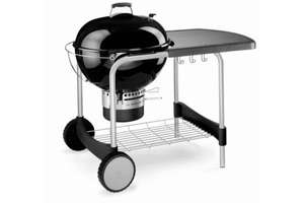 Barbecue Weber One Touch Pro Classic 57cm (+ 30€ en bons d'achats)
