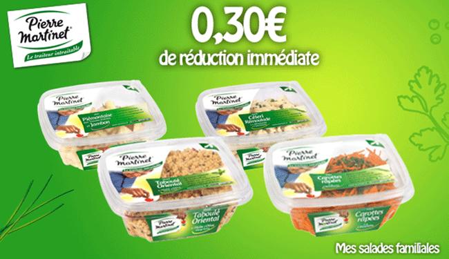 Salades Traiteur Pierre Martinet