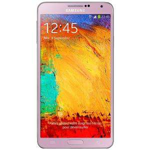 Smartphone Samsung Galaxy Note 3  4G (avec ODR 100€) - Or Noir ou Or blanc ou Rose  à partir de 388€ via Buyster, sinon