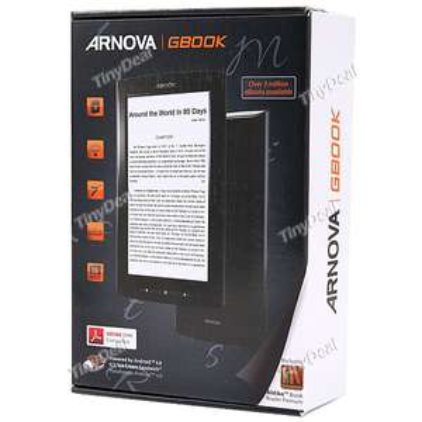 "Tablette/Liseuse 7"" Archos Arnova Gbook"