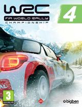 WRC 4 sur PC (Dématérialisé - Steam)
