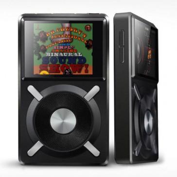 Pré-commande : Baladeur audiophile Fiio X5 - Dac externe - Dual Core - Double lecteur microSD