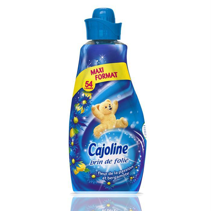 Adoucissant Cajoline 1.5L (50% sur cagnotte)