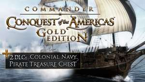 Commander: Conquest of the Americas Gold Edition sur PC (Steam)