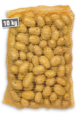 10 kg de pommes de terre Mélody origine France (avec 30% sur la carte Leclerc)