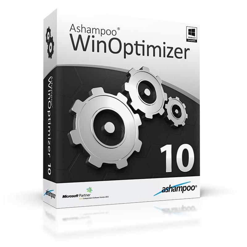 Ashampoo WinOptimizer 10 Gratuit sur PC