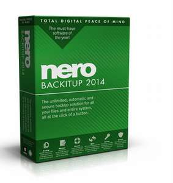 Logiciel Nero BackItUp 2014 gratuit sur PC