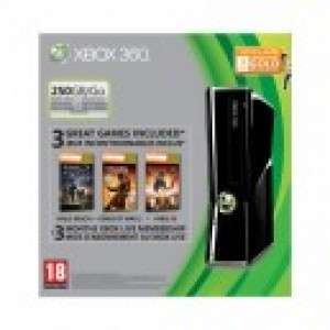 Pack Xbox 360 250 Go Extreme Value Bundle (Xbox 360)