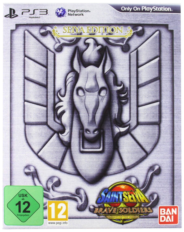 Saint Seiya Brave Soldiers Collectors Edition sur PS3