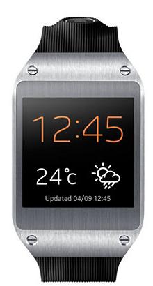 Montre connectée Samsung Galaxy Gear (Avec ODR 100€)
