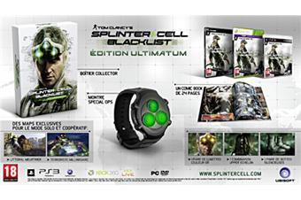 Splinter Cell : Blacklist - Edition Collector Ultimatum sur PC