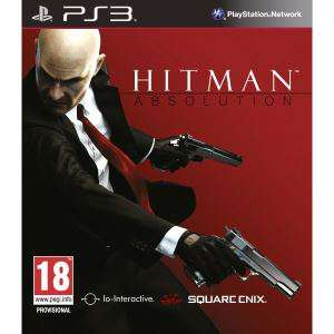 Jeu PS3 Hitman Absolution