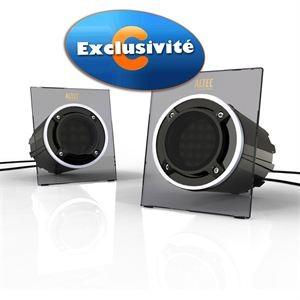 Enceintes 2.0 pour PC Altec Lansing FX2020