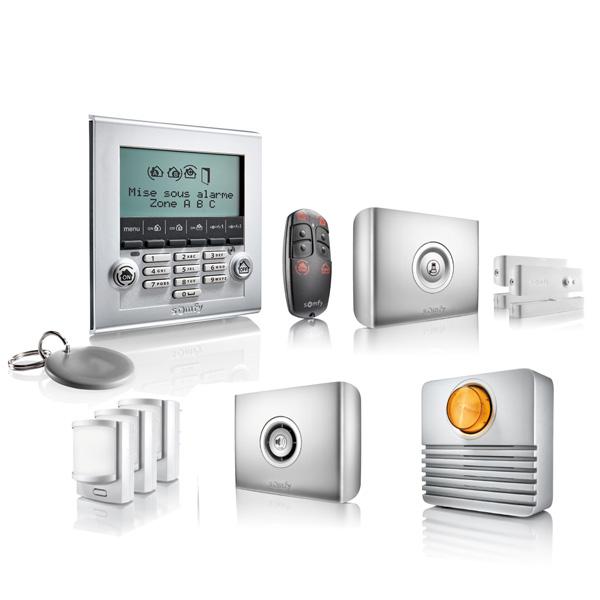 Alarme Somfy Protexiom 600 GSM