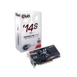 Carte Graphique Club3D R9 270X 14Series 2GB 2xDVI/HD