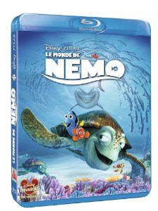 Blu-ray Disney Le Monde de Nemo