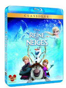 Bluray Disney La Reine Des Neiges