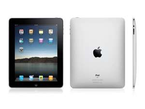 Tablette iPad 1 Noir 16Go Wifi - Reconditionné