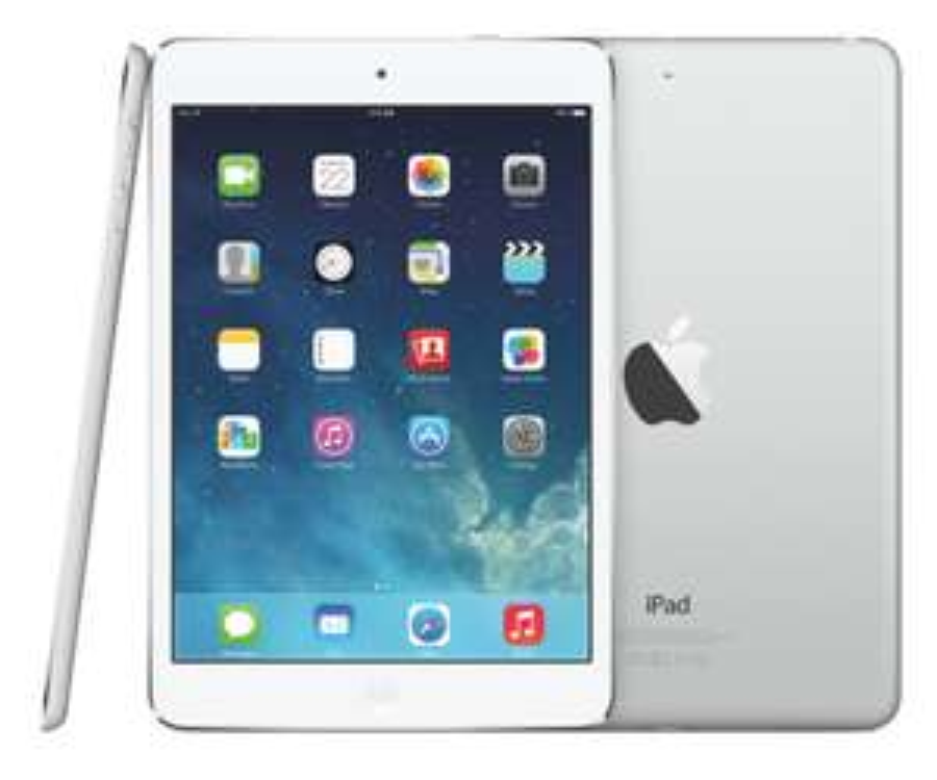"""Tablette Apple iPad Air 16 Go Wi-Fi argenté 9.7"""" IPS"""