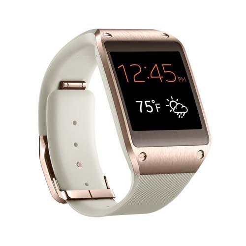 Montre connectée Samsung Galaxy Gear (Avec ODR 100€) - Rose
