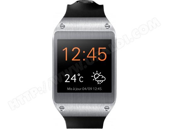 Montre connectée Samsung Galaxy Gear - Noir (Avec ODR 100€)