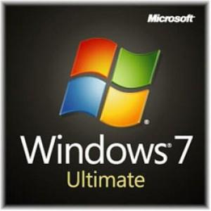 MICROSOFT Windows 7 Ultimate 32 Bits SP1 (OEM)