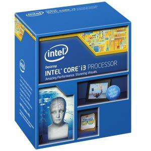 Processeur Intel i3-4130 - 3.4GHz Haswell