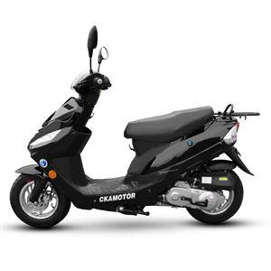 Scooter Eurocka 50c GTR-C Noir (80€ de port)