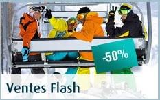 [Le 08/04 à 20h] Forfaits de Ski Auron en vente flash à -50%
