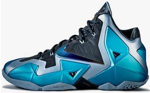 Chaussure de Baskets Nike Lebron XI (plusieurs coloris)