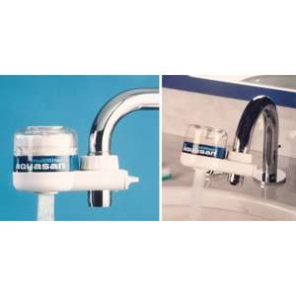 Pack purificateur d'eau Aquasan +  3 cartouches