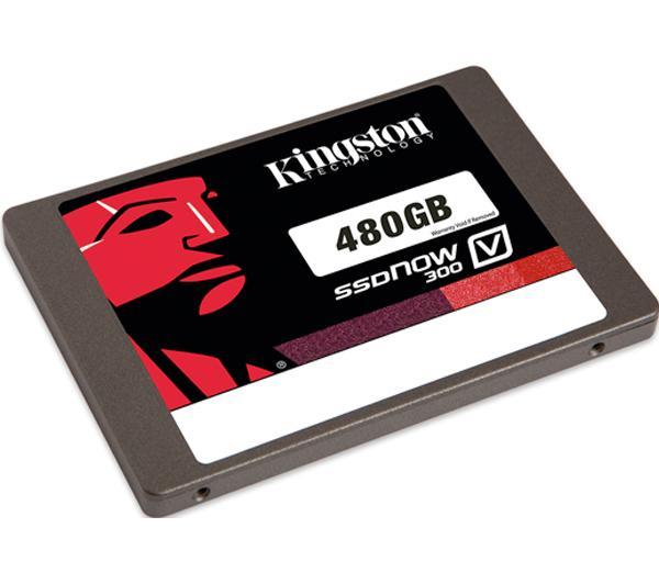 SSD Kingston SSDNow V300 480 Go - SATA 6.0 Gb/s