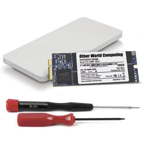 SSD 480GB 501/503 Aura Pro KIT SA3 OWC