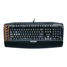 Clavier gamer Logitech G710+