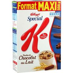 2 Boites de Céréales Special K
