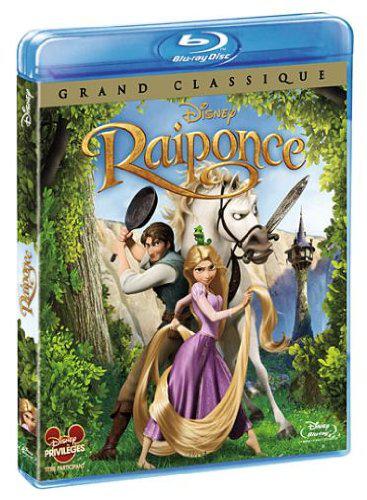 Disney Mania : 5 Blu-rays Disney au choix pour 50€, 3 pour 40€ et 2